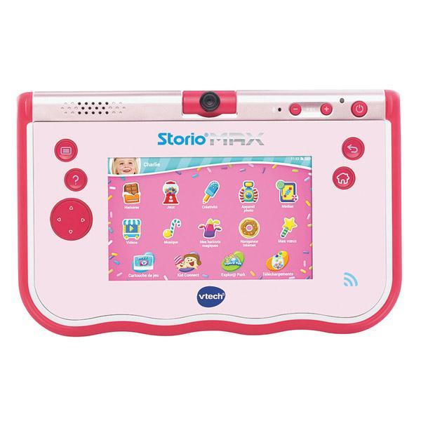 """Tablette tactile pour enfant 5"""" Storio Max - Rose"""