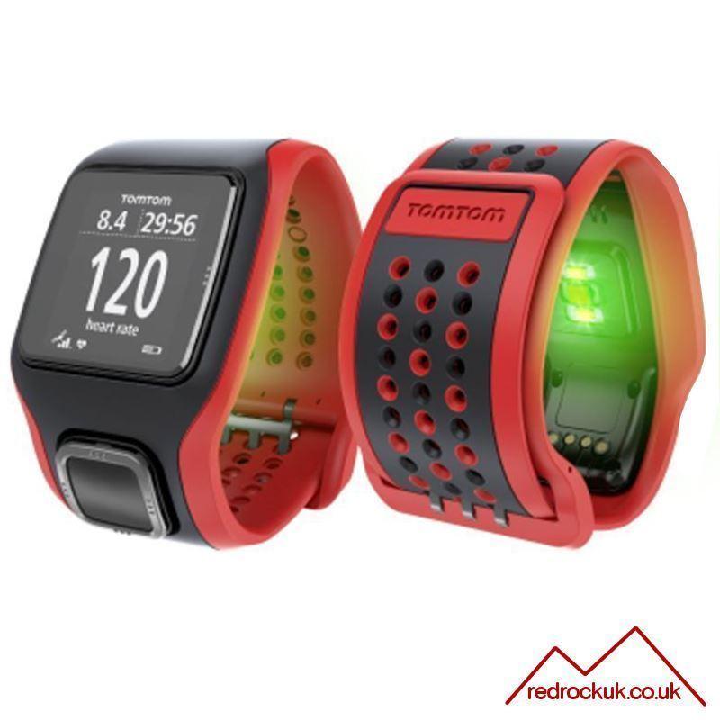 Montre GPS Tomtom Runner Cardio - Reconditionné