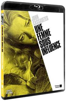 Blu-ray : Une femme sous influence