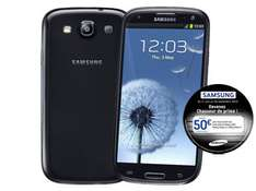 Smartphone Galaxy S3 - 4G (avec ODR 50€ + Code Buyster)