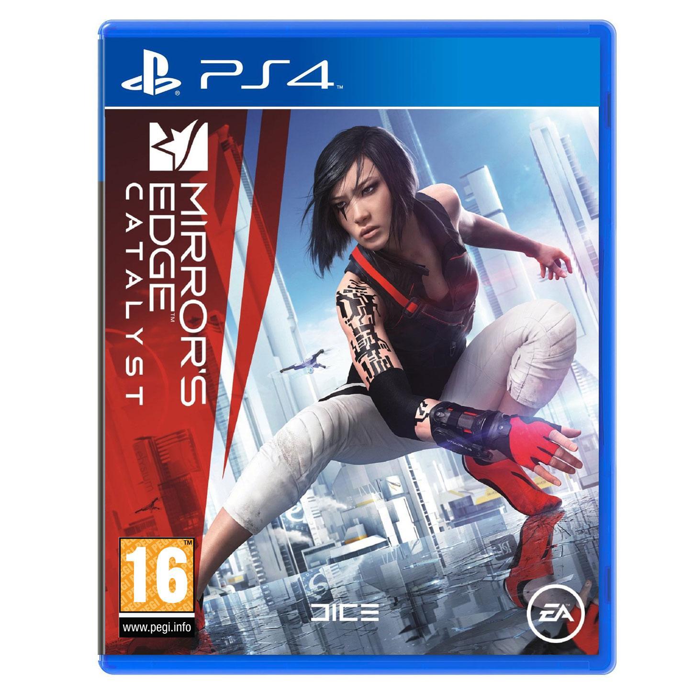 Mirror's Edge Catalyst sur PC à 32.69€ et sur PS4 / Xbox One