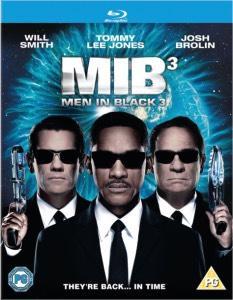 Blu-ray : Men in black 3 (VO)