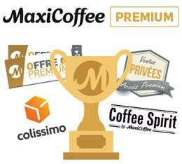 Abonnement MaxiCoffee Premium - 1 an
