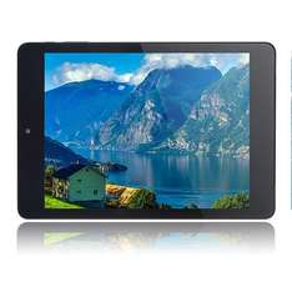 "Tablette 7.5"" Teclast X89 Kindow - 1440 x 1080, Z3735F Quad Core, RAM 2 Go, ROM 32 Go, Dual OS Android 4.4 / W10 à"