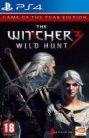 Precommande : The Witcher 3 : Wild Hunt sur PS4 et Xbox one - Edition Goty