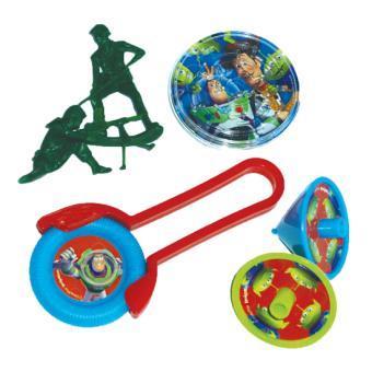 Sachet de 24 jouets Toy Stories Disney