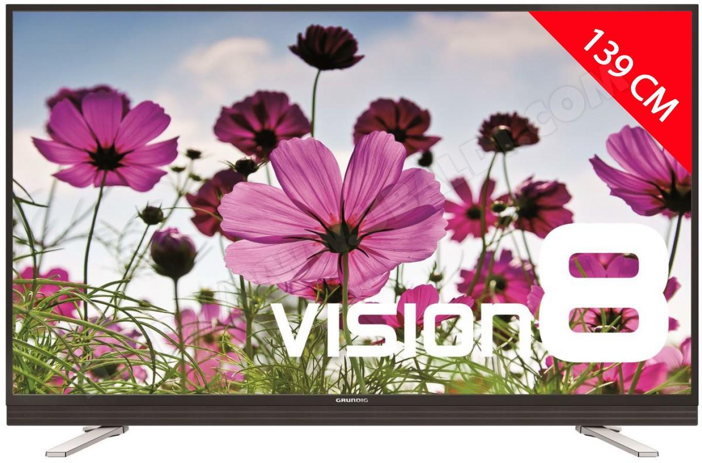 "TV 55"" Grundig 55VLX8545BP - 4K - Smart TV"