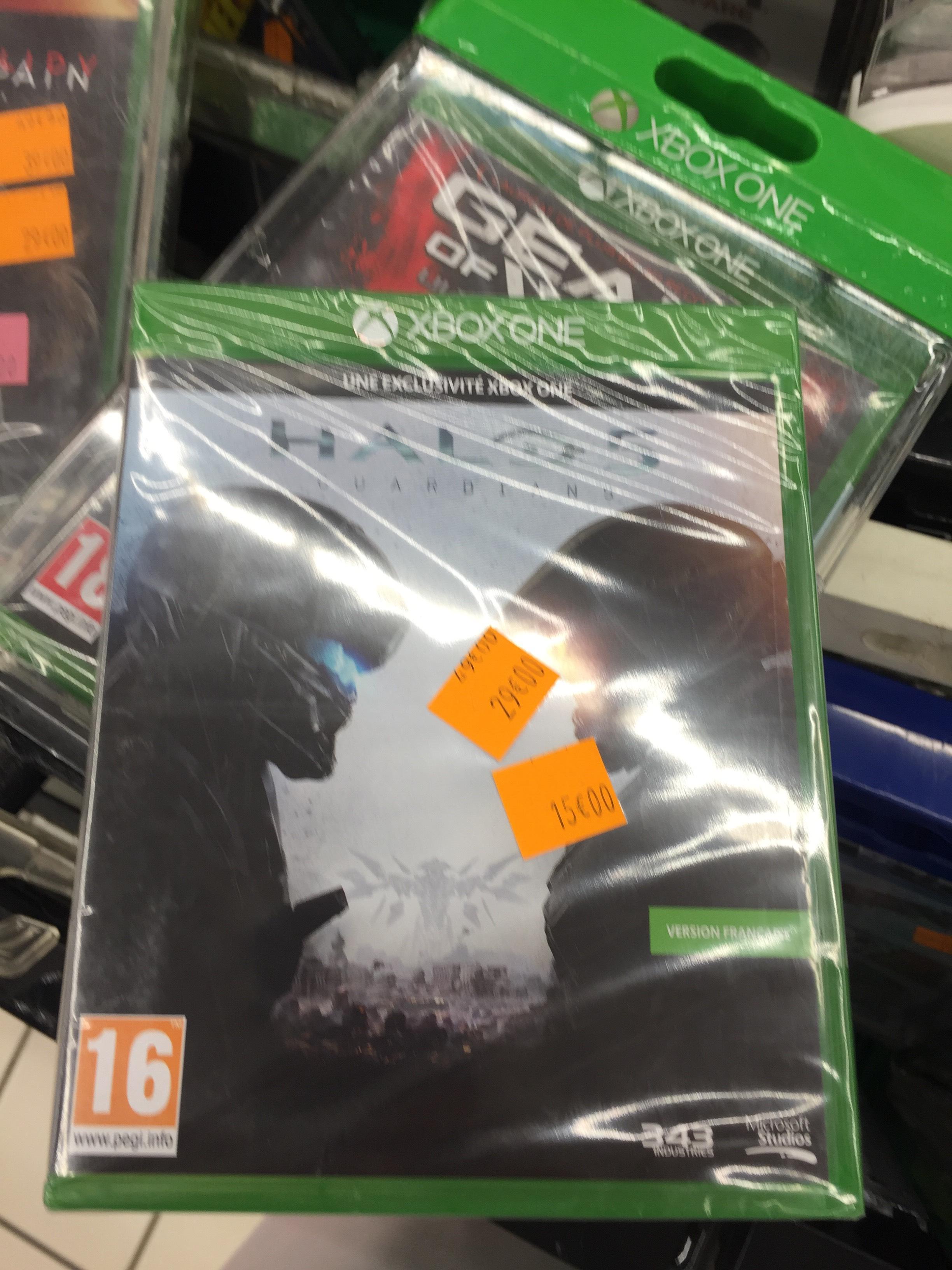 Sélection de jeux Xbox One en promotion - Ex : Halo 5 Guardians