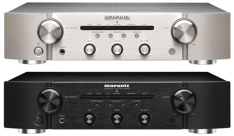 Amplificateur Hi-Fi Marantz PM5005 - Silver