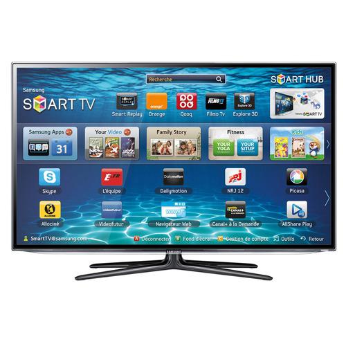 "TV LED 3D 55"" Samsung UE55ES6300"