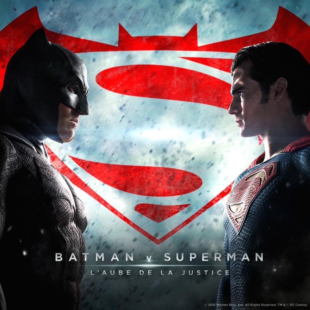 Film en VOD HD : Batman vs. Superman : L'Aube de la Justice (Dématérialisé)