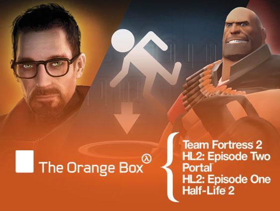 The Orange Box sur PC (Dématérialisé - Steam)