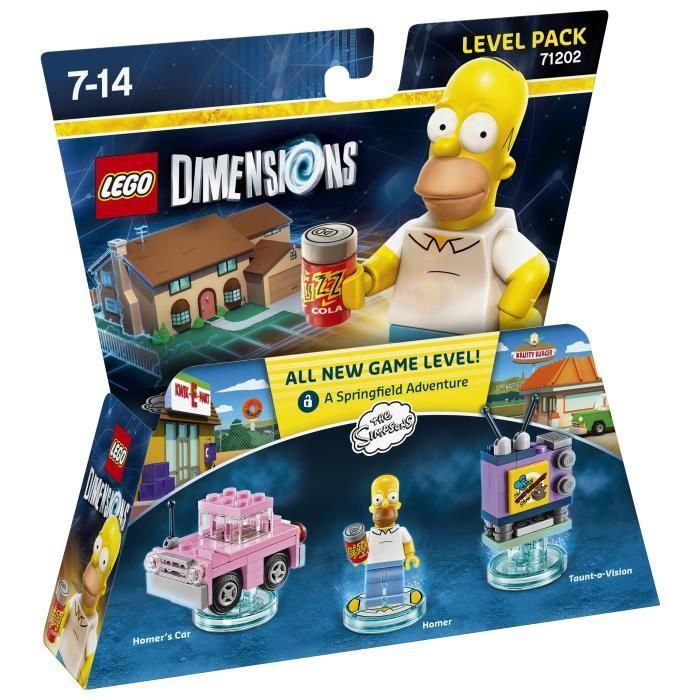 un pack de démarrage Lego Dimensions acheté = un pack figurine offert