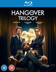 Coffret Trilogie Very Bad Trip Blu-Ray