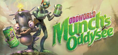 Oddworld: Munch's Oddysee sur PC (Dématérialisé)