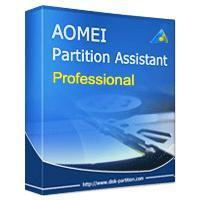Logiciel AOMEI Partition Assistant Pro