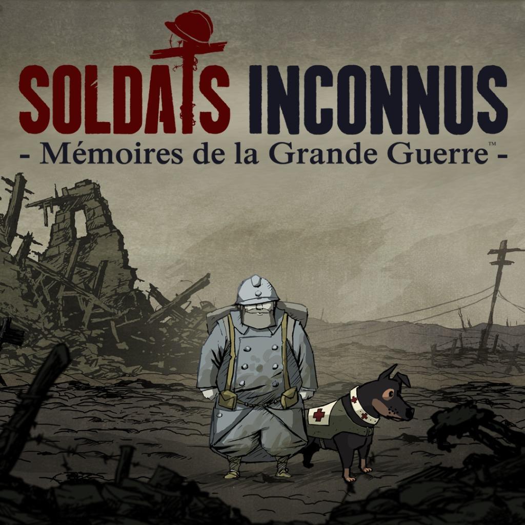 Soldats Inconnus: Mémoires de la Grande Guerre sur PC (Dématérialisé - Uplay)