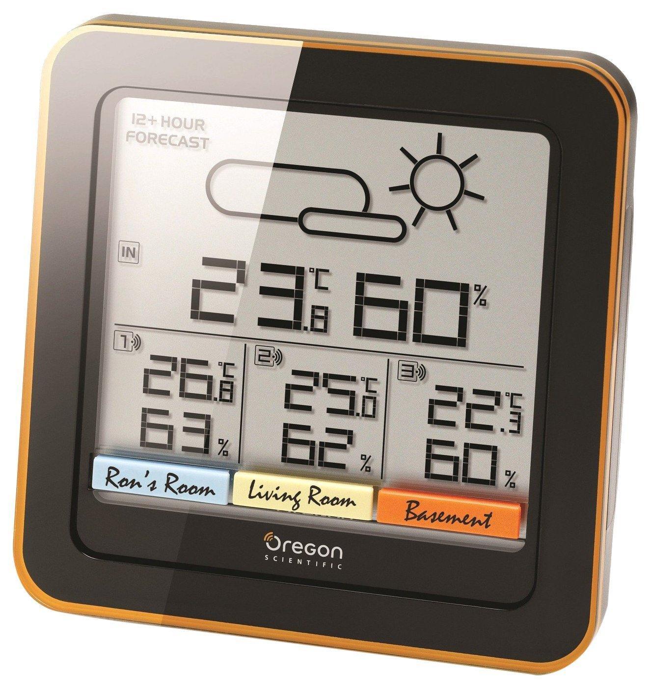 Station météo Oregon Scientific Rar 502