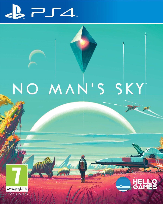 Précommande : No man's Sky sur PS4 + 10€ en bon d'achat à utiliser sur Alloresto.fr