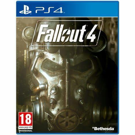 Jeu Fallout 4 sur PS4 et Xbox One