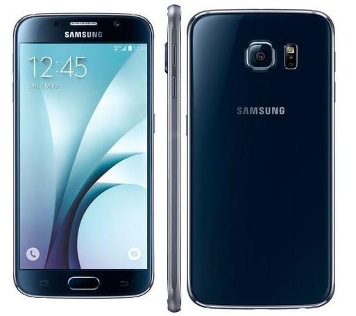 Sélection de smartphones Samsung Galaxy S6 en promotion - Ex : Galaxy S6 (via ODR de 50€)