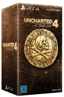 Uncharted 4: A Thief's End - Collector sur PS4