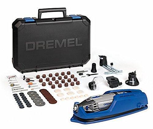 Outil multi-usage Dremel 4200 avec 75 accessoires / 4 adaptations