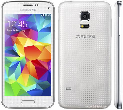 "Smartphone 4.5"" Samsung Galaxy S5 Mini Blanc - 16Go"