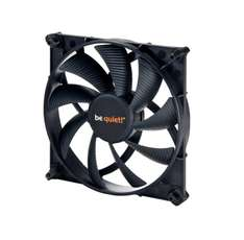 Ventilateur PC be quiet! BL063 Silentwings 2 140 mm