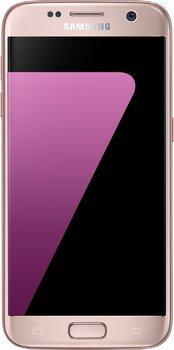 "Smartphone 5.1"" Samsung Galaxy S7 - 32 Go, or / rose"