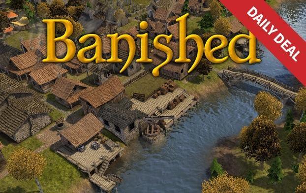 Banished sur PC (Dématérialisé - Steam)