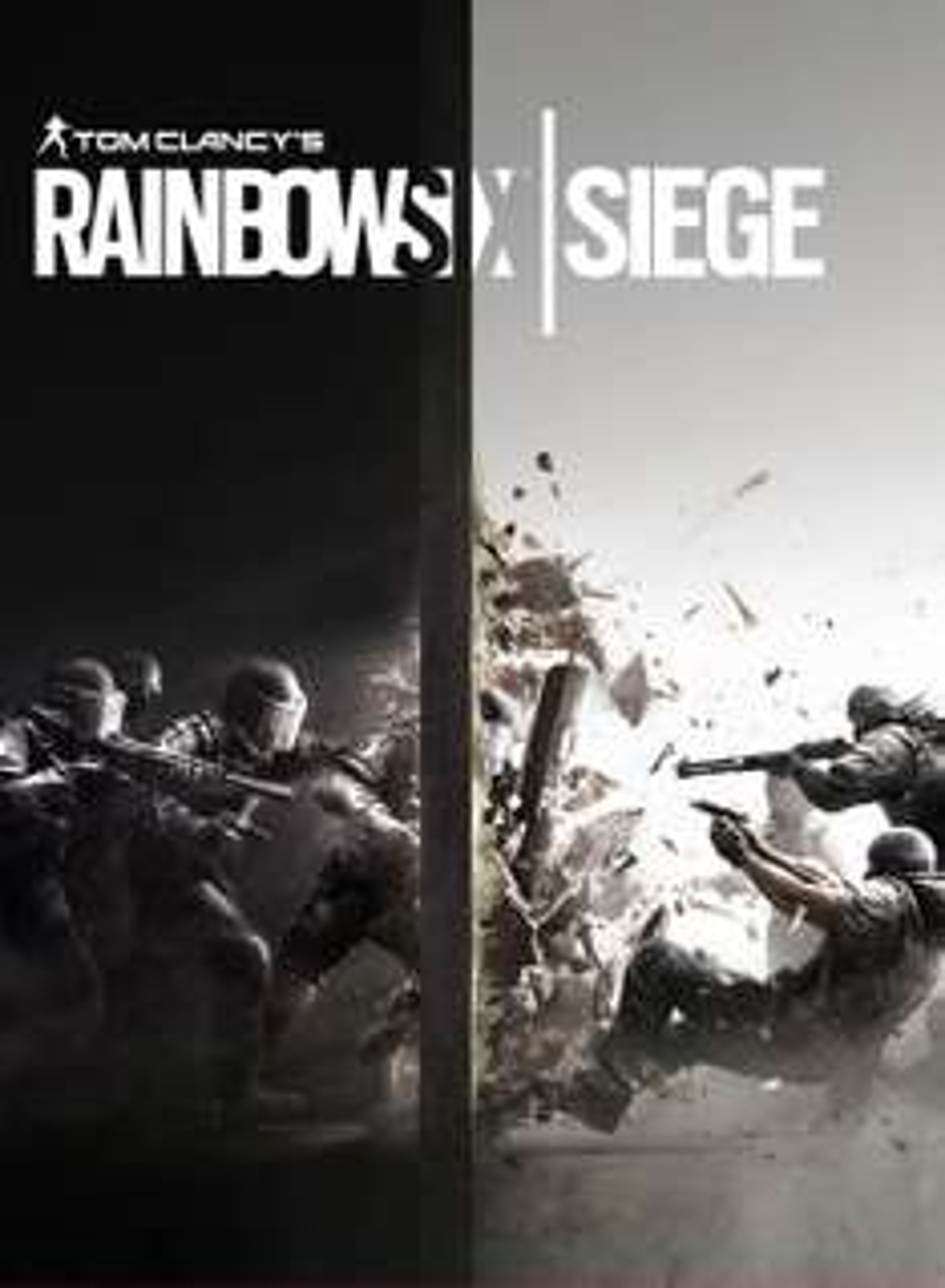 Tom Clancy's Rainbow Six Siege sur Xbox One et PC (Dématérialisé - VPN UK)