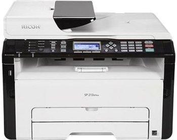 Imprimante multifonction laser monochrome Ricoh SP-213SUw