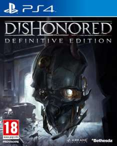 Dishonored - Definitive Edition sur PS4 et Xbox One