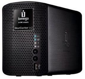 NAS 2*2 To Iomega Storcenter ix2-200 Cloud Edition 4To