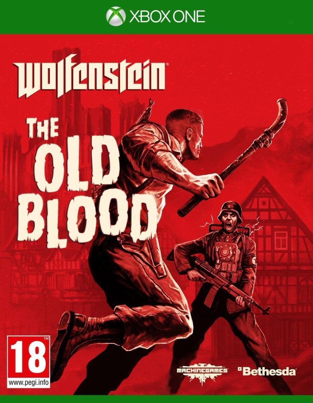 Wolfenstein: The Old Blood sur Xbox One (dématérialisé)