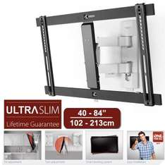 """Support TV mural orientable One For All SV6650 (32"""" à 70"""")"""