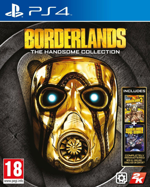 Jeu Borderlands : The Handsome Collection (import anglais) sur PS4