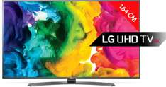 "TV 65"" LG 65UH661V - LED, 4K (via ODR de 20%)"