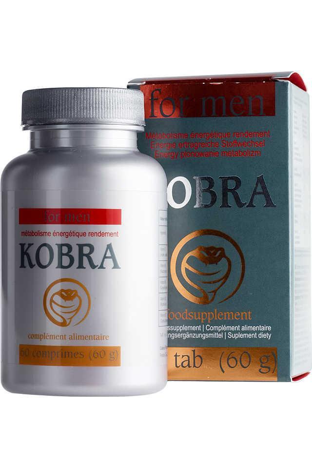 Pilule pour la Puissance Kobra for Men