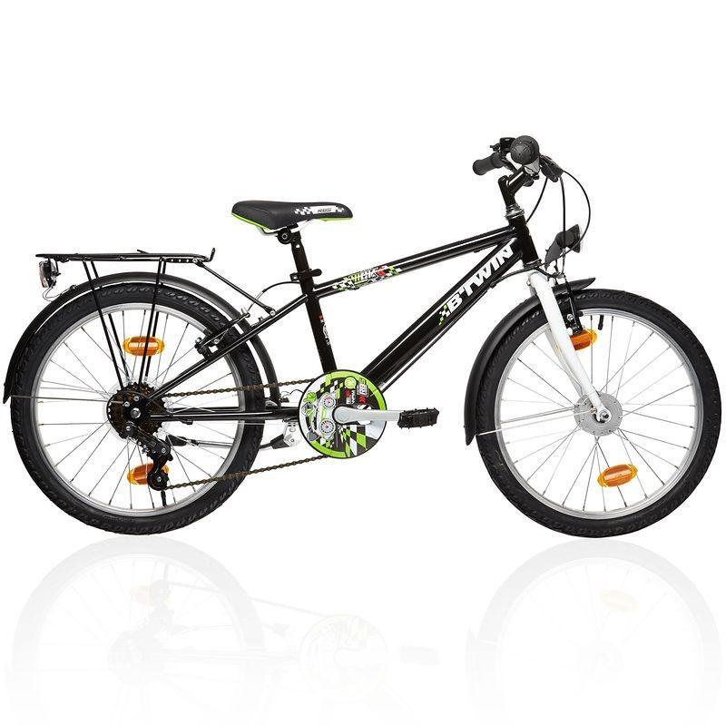 """Vélo pour enfant 20"""" B'Twin Racing Boy 540"""