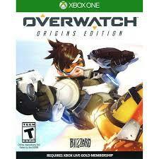 Overwatch Origins edition sur Xbox One