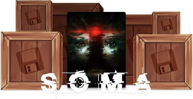 Humble Monthly: Soma + 6 jeux (Dématérialisés)