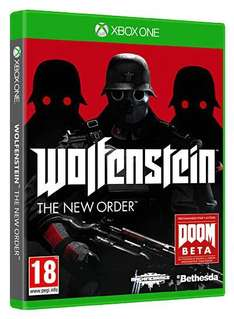 Wolfenstein: The New Order sur Xbox One