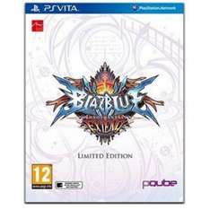 BlazBlue: Chrono Phantasma - Extend Limited Edition (VO) sur PS4 à 15.99€ et sur PS Vita
