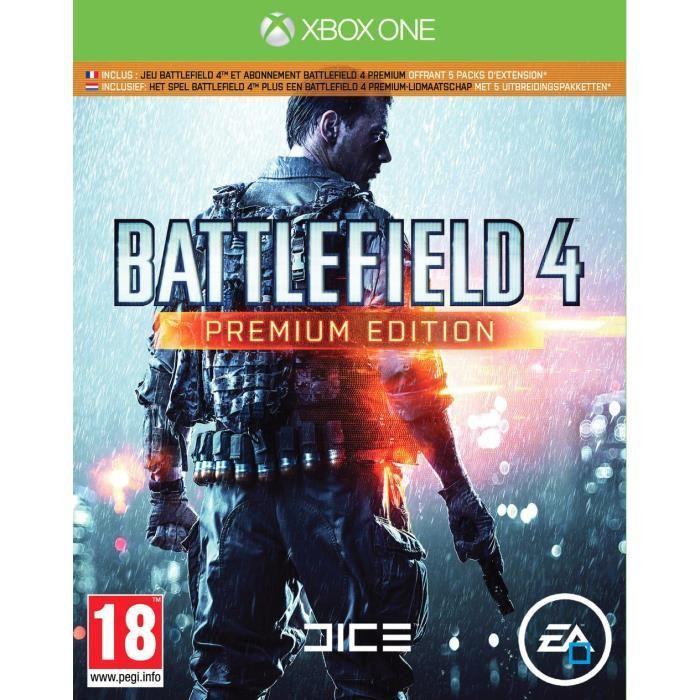 70% de réduction sur une sélection de jeux Xbox One - Ex : Battlefield 4 Premium