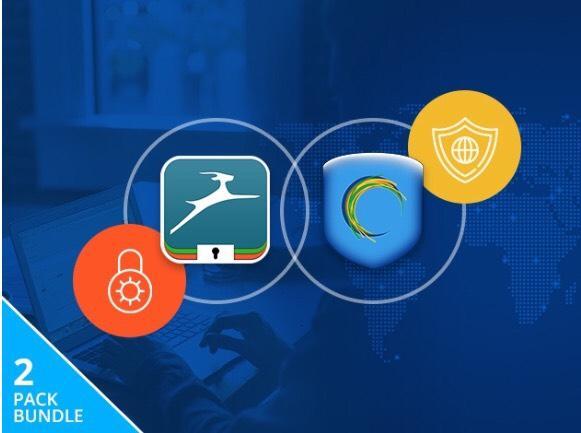 Abonnement Dashlane premium + VPN Hotspot shield elite 3 ans
