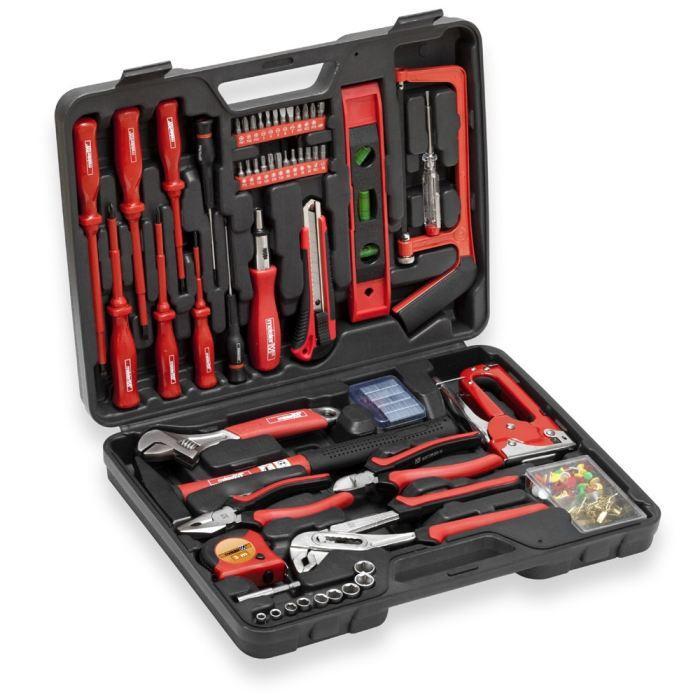 Mallette à outils Meister (60 pièces)