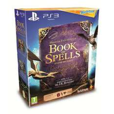 Pack Wonderbook Book of Spells + pack découverte Ps Move