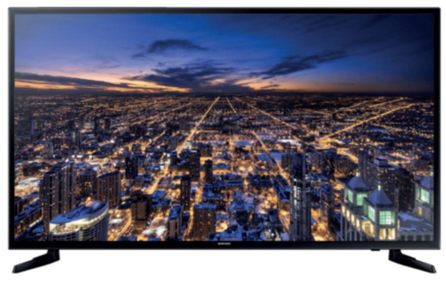 "TV 55"" Samsung 55JU6060 - LED, 4K UHD, Smart TV, 140cm"